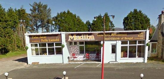 Madiha Restaurant, Garndolbenmaen