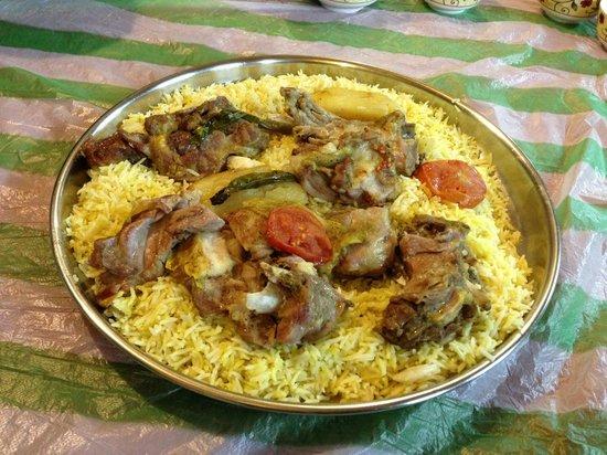 Saudi Arabian Food Recipes