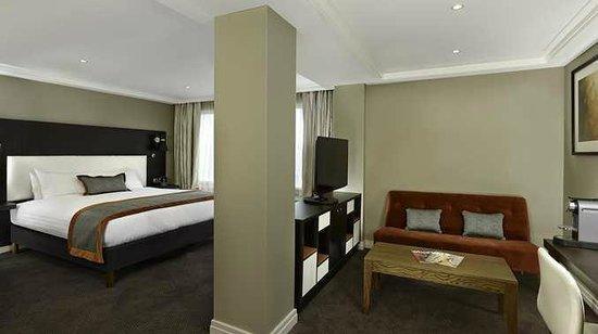 DoubleTree by Hilton - London Hyde Park : Bedroom