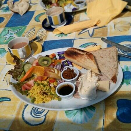 Cliff Top Cafe: Best ploughman's