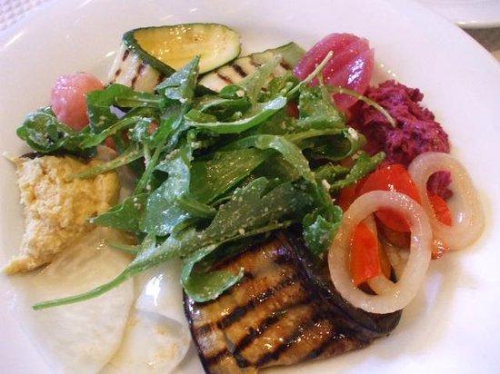 La Cantinetta : 焼き野菜
