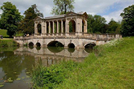 National Trust Stowe: The Palladian Bridge At Stowe