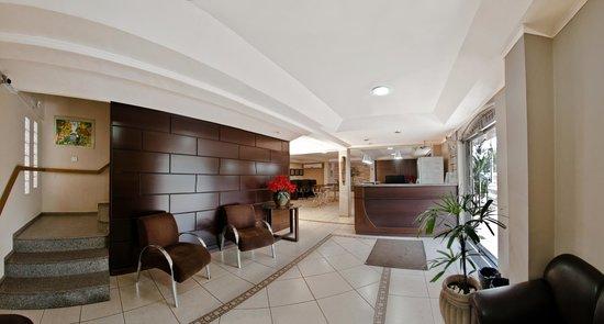 Hotel Villa Canoas: Recepção