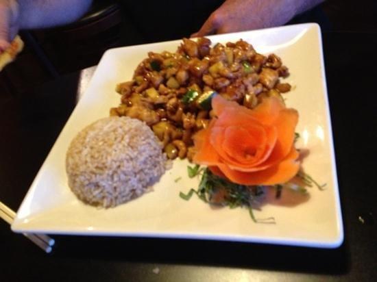Yong Asian House: cashew chicken