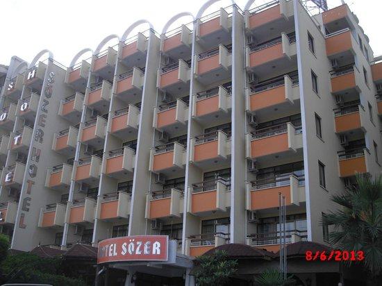 Sozer Hotel: Hotel Sozer
