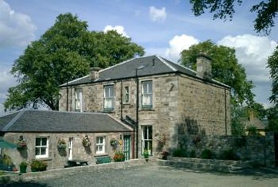 Backmarch house dunfermline skottland omd men Dunfermline hotels with swimming pool