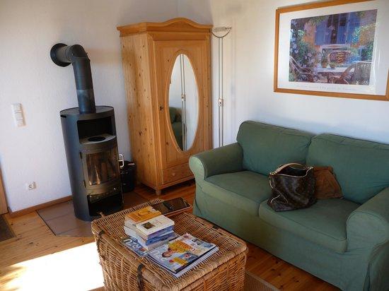 Wohnraum Bild Von Ich Weiss Ein Haus Am See Krakow Am See