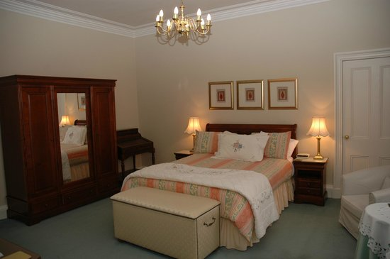 Backmarch House : King Size Room with en-suite