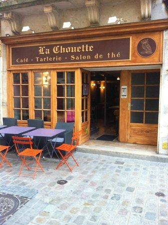 La Chouette Café