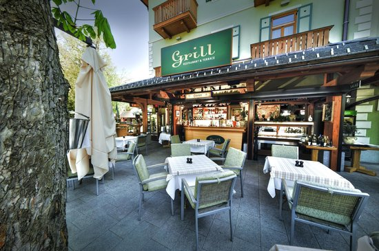 Grill Restaurant & Terrace