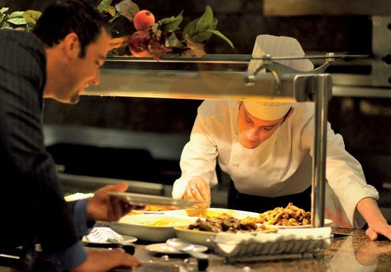 Aspects Restaurant: Buffet