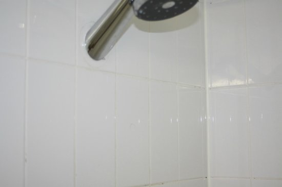 Metro Hotel Marlow Sydney Central: Shower