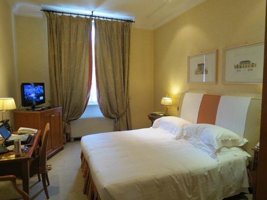 Aldrovandi Villa Borghese: Room