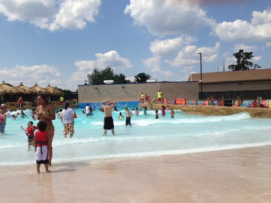 West Berlin, Nueva Jersey: wave pool
