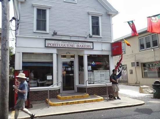 Provincetown Portuguese Bakery : Provincetown Portuguese  Bakery