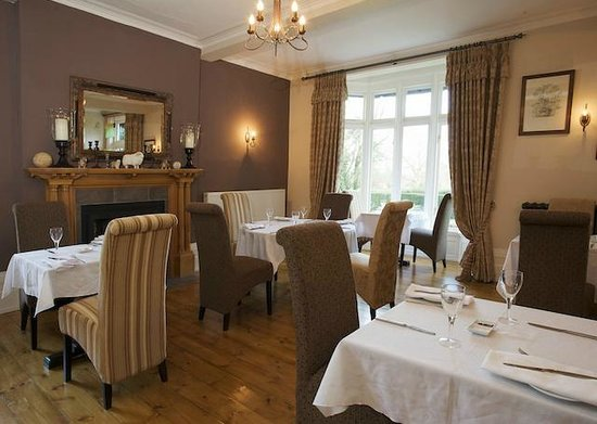 The Priory Hotel: Dining room