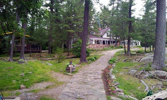 Chaudiere Lodge: The Lodge