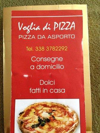 Voglia di Pizza