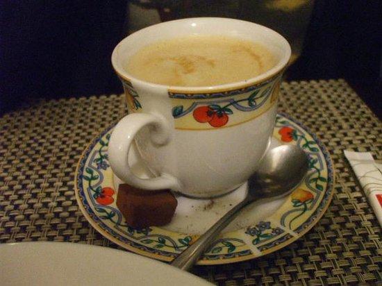 Le Goût des Choses : カフェ