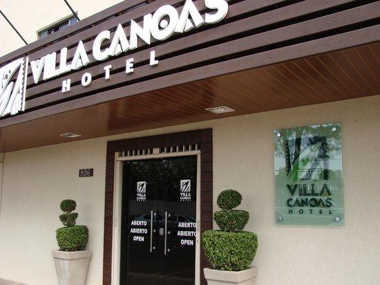 Hotel Villa Canoas: Fachada