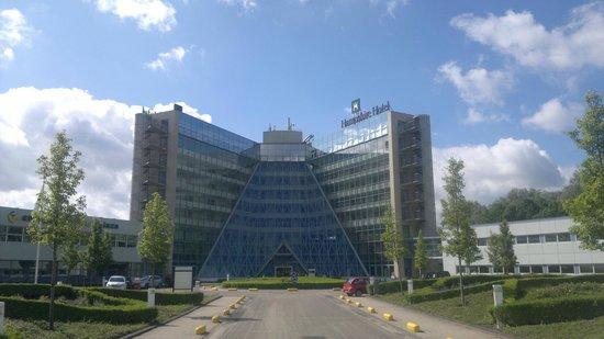 Hampshire Hotel - Plaza Groningen: esterno