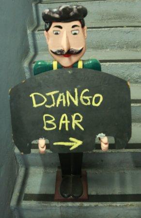 Django Bar
