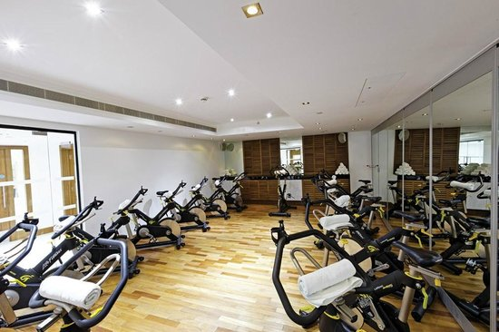 Grange St. Paul's Hotel: Gym