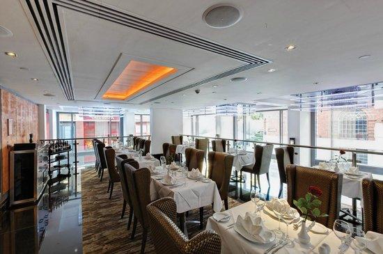 Novello restaurant picture of grange st paul 39 s hotel london tripadvisor - The grange hotel restaurant ...