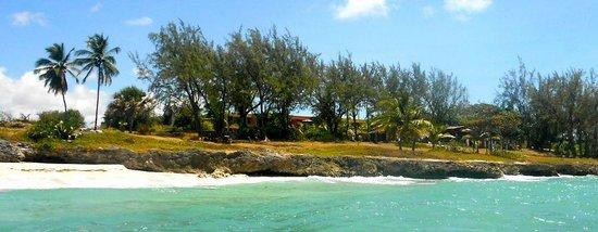 MoonRaker Beach Hotel Beachfront
