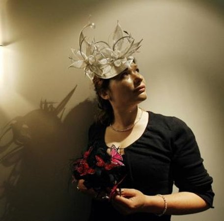 Occasion hats with Kathleen McAuliffe
