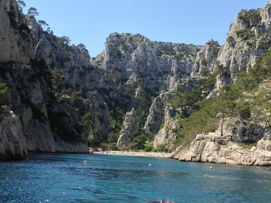 Ventoux Decouvertes : Cruise in Cassis