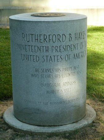 Rutherford B. Hayes Presidential Library & Museums: Rutherford B. Hayes, 19th President of the USA