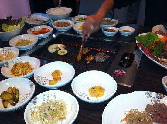meat.ing Korean BBQ : Grill
