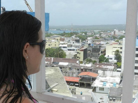 Hotel Calypso: se ve todo san andres