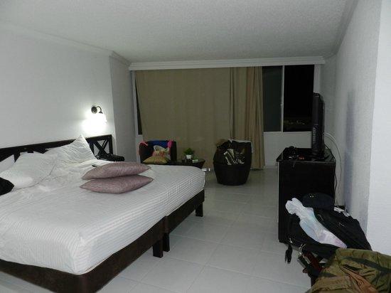 Hotel Calypso: habitaciones amplias