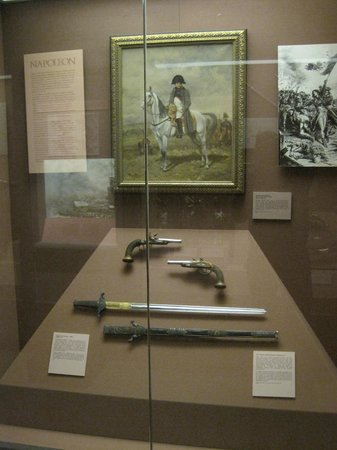 West Point Museum: Napoleons pistols and sword
