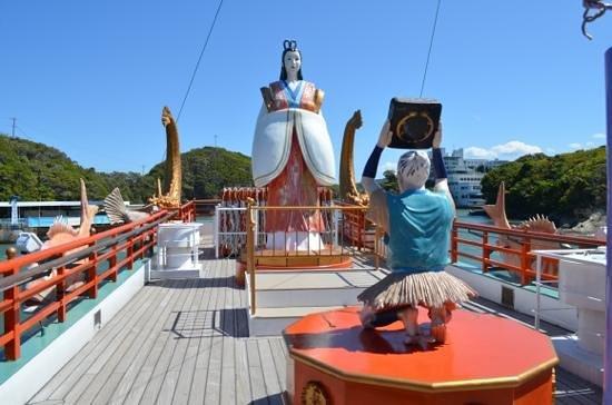 Shima Marine Leisure: decoração de outro barco