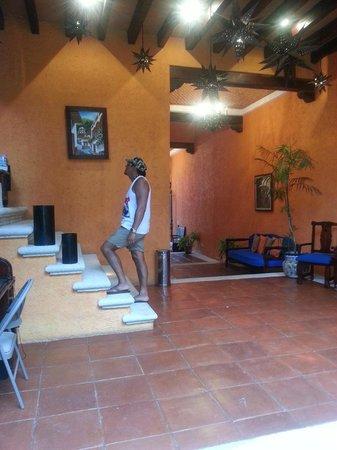 โรงแรมลูนาต้า: Main Foyer