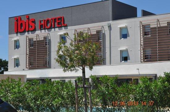Ibis Istres Trigance: L'hôtel