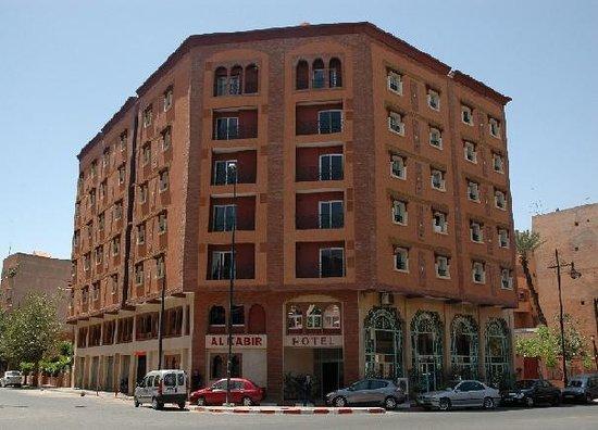 Hotel Al Kabir: Hôtel & site hôtelier