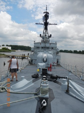Saginaw Valley Naval Ship Museum