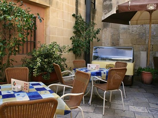 Inspirations!  Cafe and Restaurant: Terrace