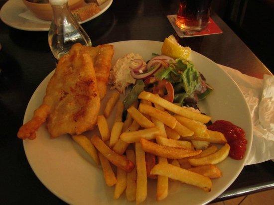Foleys Restaurant & Bar : Fish & Chips