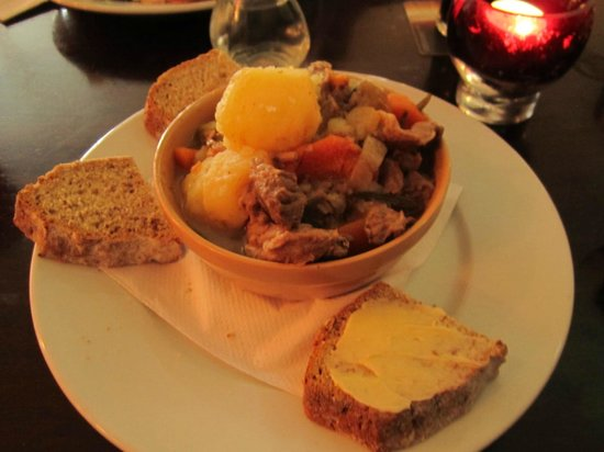 Foleys Restaurant & Bar : Irish Stew