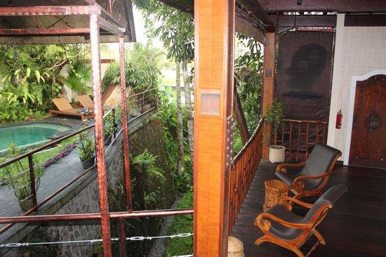 Junjungan Ubud Hotel and Spa: отель