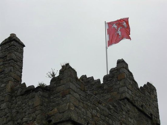 Dalkey Castle and Heritage Centre: Turm