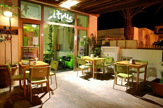 Citrus Surf Cafe : Citrus Cafe