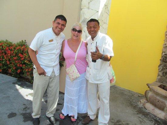 Hacienda Encantada Resort & Spa: Wonderful staff!