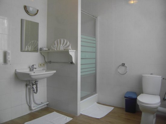 Hotel Cathedral: Bagno