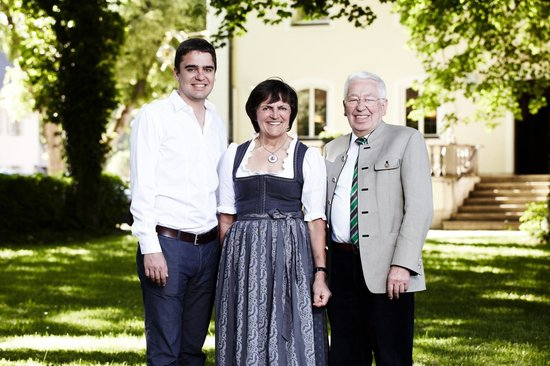 Hotel Burgmeier: Familie Burgmeier